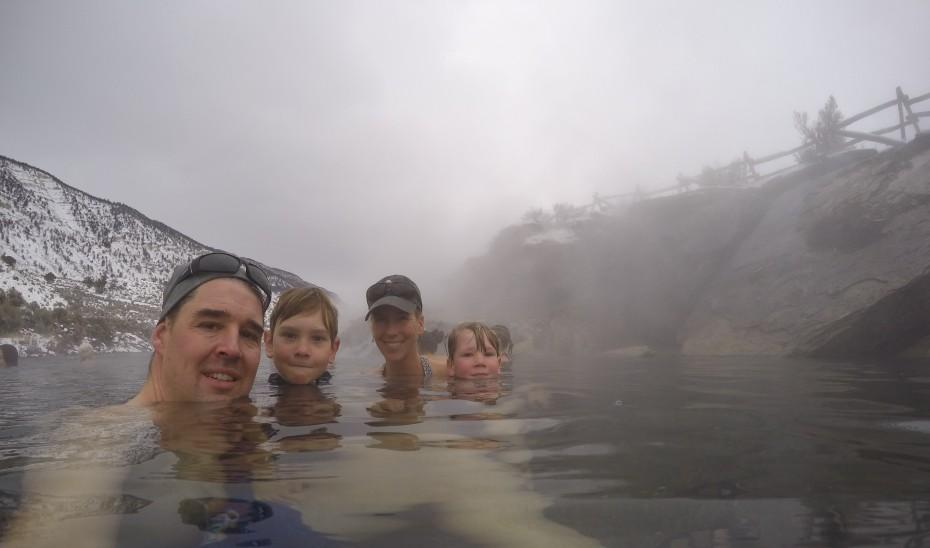 Boiling River Soak